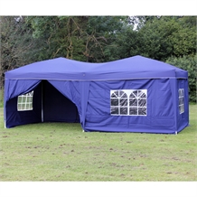 Confidence Stow a Way 10' x 20' Gazebo WITH SIDES